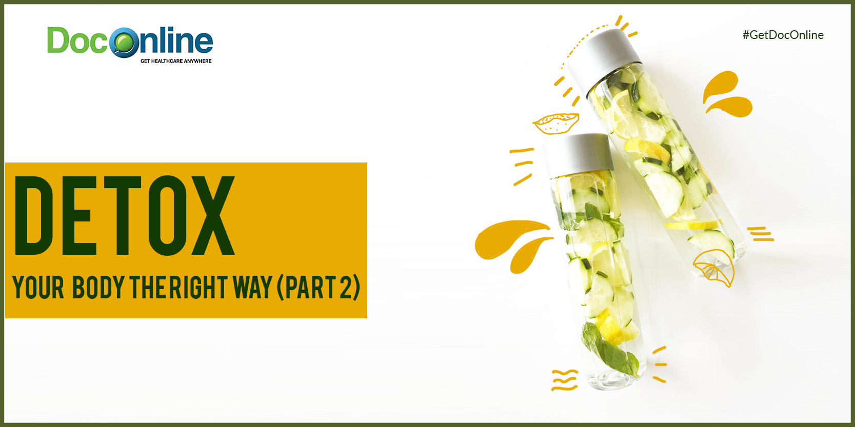 What is Detox and How to Detox Your Body? (Part - 2)
