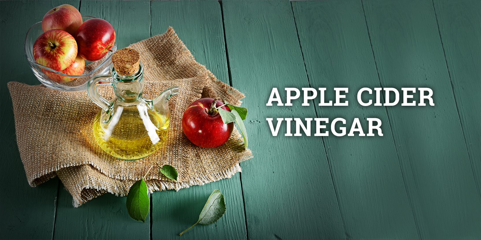 "Benefits of Apple Cider Vinegar with ""The Mother"""