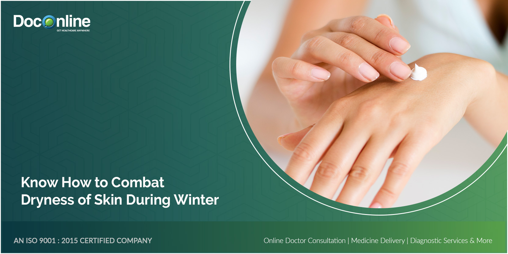 Dry Skin in the Winters