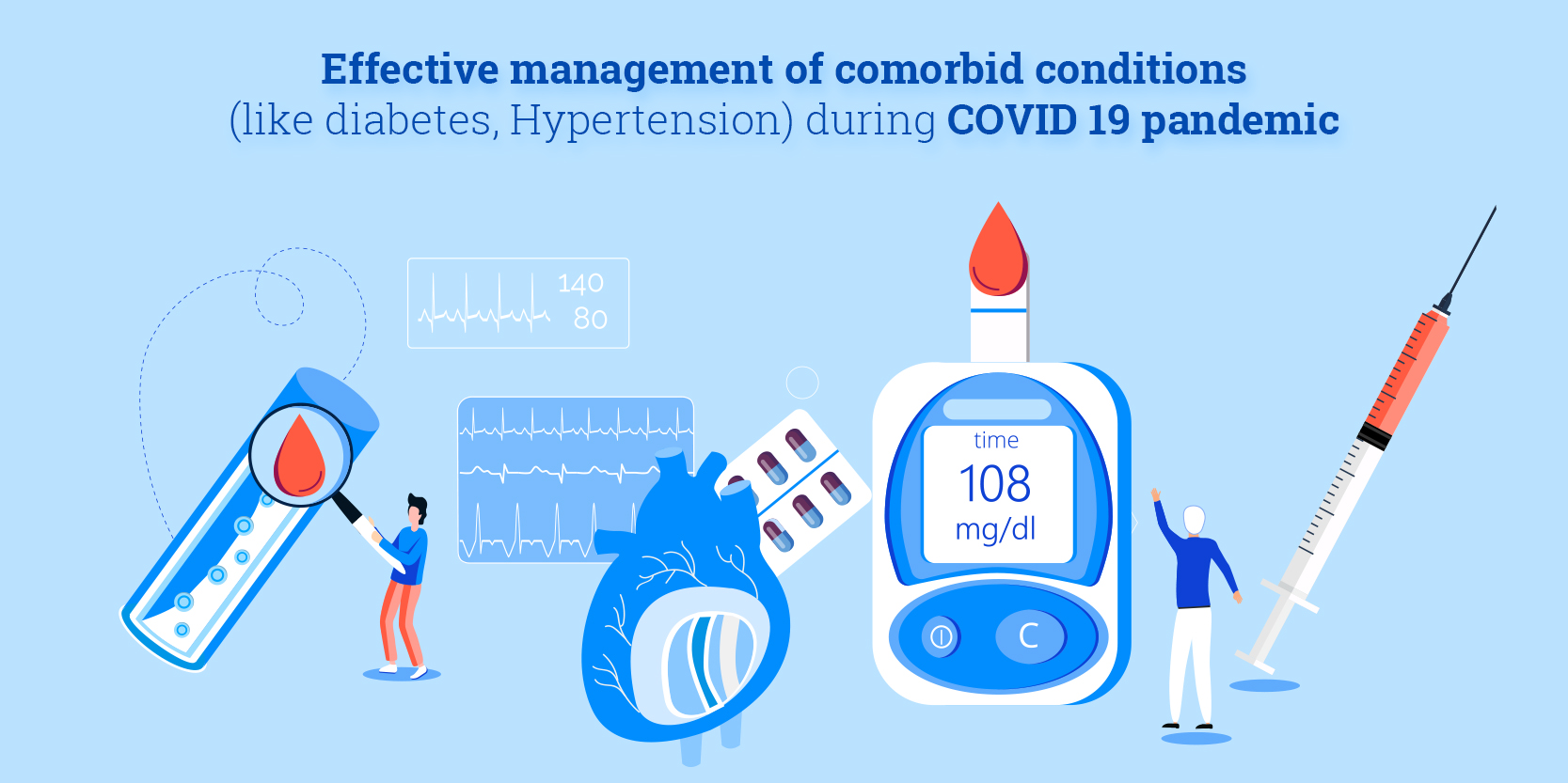 Managing comorbidities during COVID 19